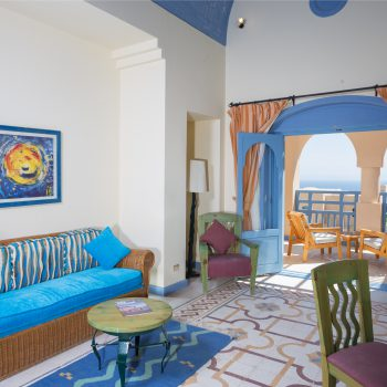 El Wekala Resort Taba Heights Family Room