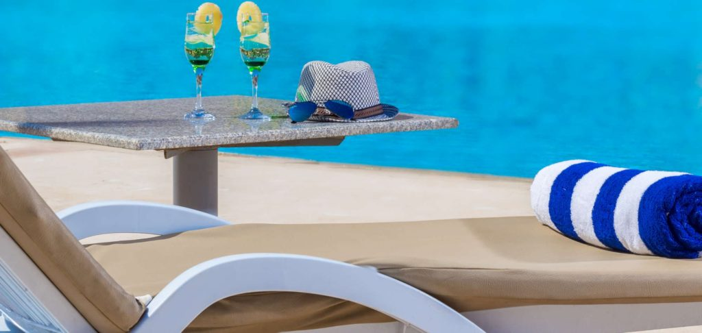 El Wekala Aqua Park Resort Taba Pool Relaxation